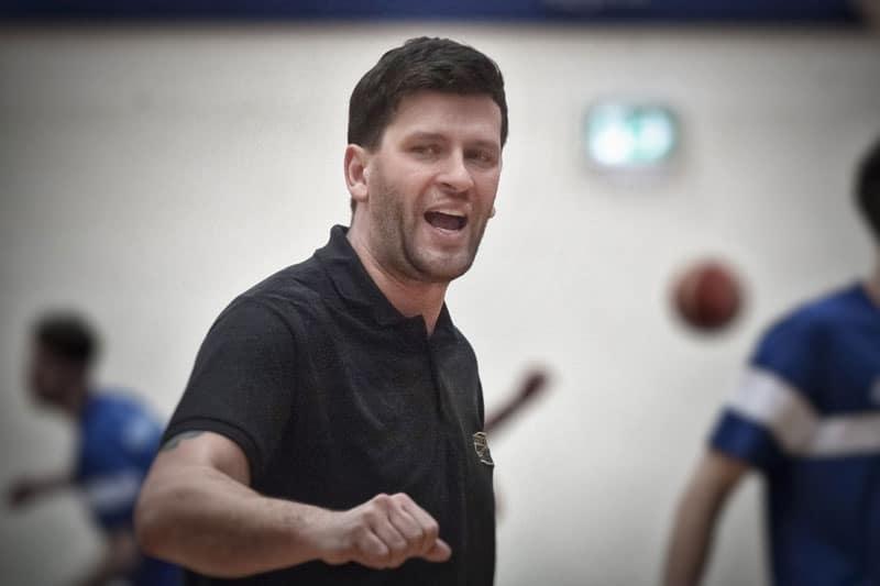 Sebastian Trzcionka ALBA BERLIN - LOK BERNAU